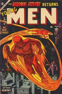 Cover Thumbnail for Young Men (Marvel, 1953 series) #26