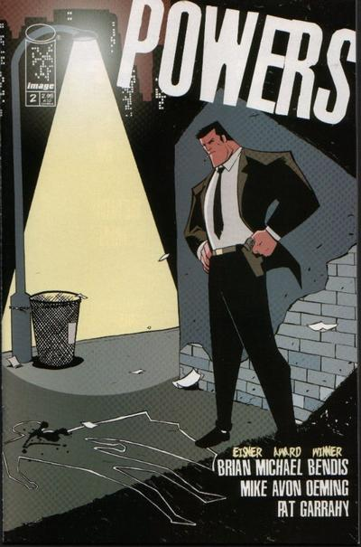 Cover for Powers (Image, 2000 series) #2