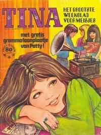 Cover Thumbnail for Tina (Oberon, 1972 series) #52/1972