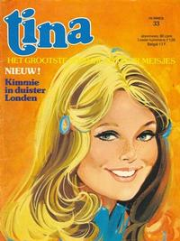 Cover Thumbnail for Tina (Oberon, 1972 series) #33/1975