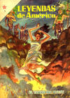 Cover for Leyendas de América (Editorial Novaro, 1956 series) #5