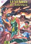 Cover for Leyendas de América (Editorial Novaro, 1956 series) #10