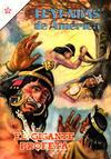 Cover for Leyendas de América (Editorial Novaro, 1956 series) #13