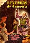 Cover for Leyendas de América (Editorial Novaro, 1956 series) #14