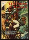 Cover for Leyendas de América (Editorial Novaro, 1956 series) #15