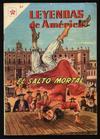 Cover for Leyendas de América (Editorial Novaro, 1956 series) #41