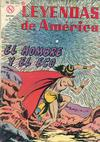 Cover for Leyendas de América (Editorial Novaro, 1956 series) #96