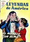 Cover for Leyendas de América (Editorial Novaro, 1956 series) #97