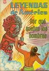 Cover for Leyendas de América (Editorial Novaro, 1956 series) #103