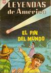 Cover for Leyendas de América (Editorial Novaro, 1956 series) #106