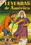 Cover for Leyendas de América (Editorial Novaro, 1956 series) #108