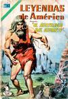 Cover for Leyendas de América (Editorial Novaro, 1956 series) #271