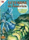 Cover for Leyendas de América (Editorial Novaro, 1956 series) #314