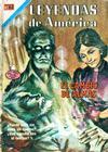 Cover for Leyendas de América (Editorial Novaro, 1956 series) #318
