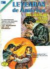 Cover for Leyendas de América (Editorial Novaro, 1956 series) #322