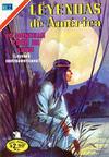 Cover for Leyendas de América (Editorial Novaro, 1956 series) #344