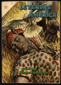 Cover Thumbnail for Leyendas de América (Editorial Novaro, 1956 series) #3