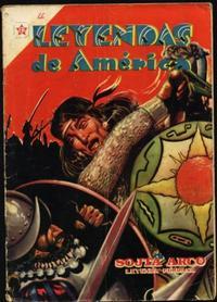 Cover Thumbnail for Leyendas de América (Editorial Novaro, 1956 series) #4