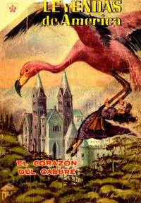 Cover Thumbnail for Leyendas de América (Editorial Novaro, 1956 series) #11