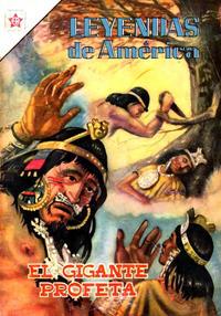 Cover Thumbnail for Leyendas de América (Editorial Novaro, 1956 series) #13