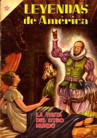 Cover Thumbnail for Leyendas de América (Editorial Novaro, 1956 series) #14