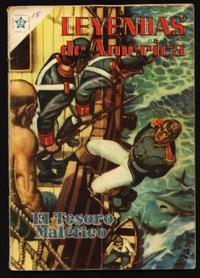 Cover Thumbnail for Leyendas de América (Editorial Novaro, 1956 series) #15