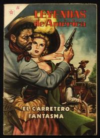 Cover Thumbnail for Leyendas de América (Editorial Novaro, 1956 series) #16