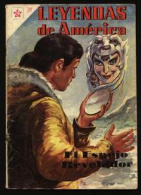 Cover Thumbnail for Leyendas de América (Editorial Novaro, 1956 series) #38