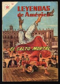 Cover Thumbnail for Leyendas de América (Editorial Novaro, 1956 series) #41