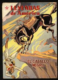 Cover Thumbnail for Leyendas de América (Editorial Novaro, 1956 series) #52