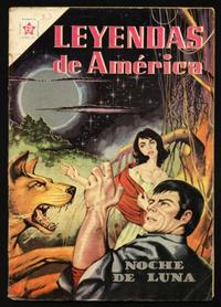 Cover Thumbnail for Leyendas de América (Editorial Novaro, 1956 series) #53