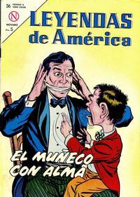 Cover Thumbnail for Leyendas de América (Editorial Novaro, 1956 series) #97