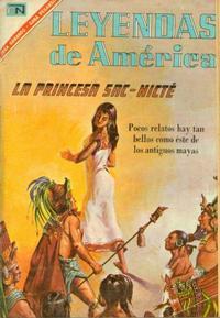 Cover Thumbnail for Leyendas de América (Editorial Novaro, 1956 series) #131