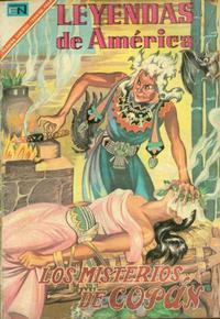 Cover Thumbnail for Leyendas de América (Editorial Novaro, 1956 series) #136