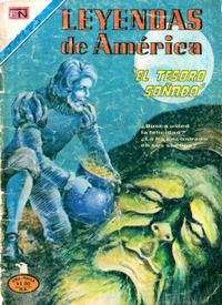 Cover Thumbnail for Leyendas de América (Editorial Novaro, 1956 series) #314