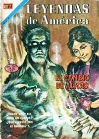 Cover Thumbnail for Leyendas de América (Editorial Novaro, 1956 series) #318