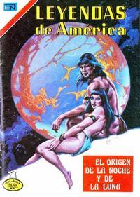 Cover Thumbnail for Leyendas de América (Editorial Novaro, 1956 series) #336
