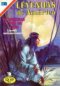 Cover Thumbnail for Leyendas de América (Editorial Novaro, 1956 series) #344