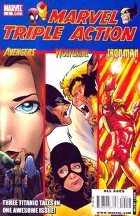 Cover Thumbnail for Marvel Triple Action (Marvel, 2009 series) #2