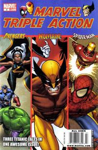 Cover Thumbnail for Marvel Triple Action (Marvel, 2009 series) #3