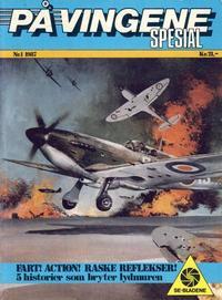 Cover for På Vingene Spesial (Serieforlaget / Se-Bladene / Stabenfeldt, 1987 series) #1/1987
