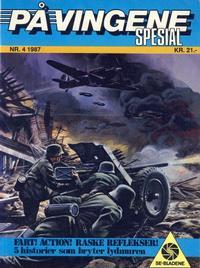 Cover Thumbnail for På Vingene Spesial (Serieforlaget / Se-Bladene / Stabenfeldt, 1987 series) #4/1987