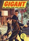 Cover for Gigant (Serieforlaget / Se-Bladene / Stabenfeldt, 1966 series) #1/1966