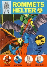 Cover Thumbnail for Rommets Helter (Serieforlaget / Se-Bladene / Stabenfeldt, 1965 series) #5/1966