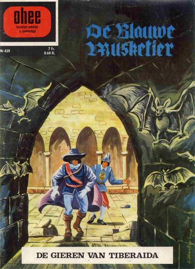 Cover for Ohee (Het Volk, 1963 series) #439