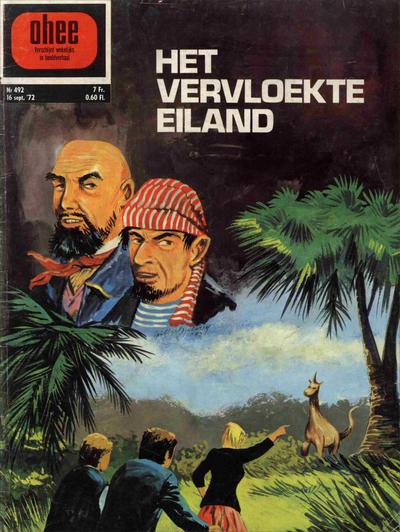Cover for Ohee (Het Volk, 1963 series) #492