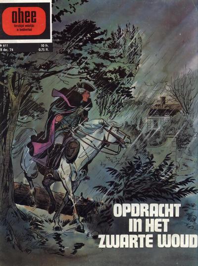 Cover for Ohee (Het Volk, 1963 series) #611
