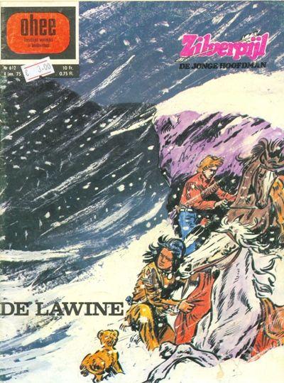 Cover for Ohee (Het Volk, 1963 series) #612