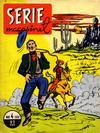 Cover for Seriemagasinet (Serieforlaget / Se-Bladene / Stabenfeldt, 1951 series) #4/1951