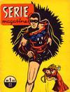 Cover for Seriemagasinet (Serieforlaget / Se-Bladene / Stabenfeldt, 1951 series) #1/1952